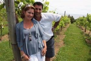 Michelle and Joe Cifala